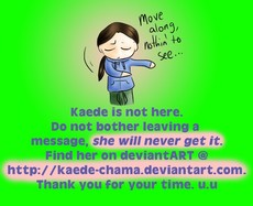 Kaede-chan's picture